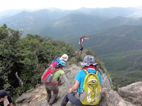 2012年9月6日 A&Fカントリー×AIGLE、国境の島・対馬 霊峰・白嶽 珍道中