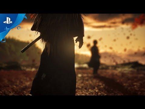 『Ghost of Tsushima』E3 2018トレーラー