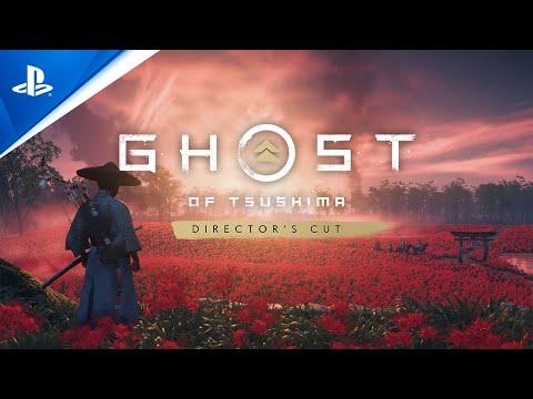 『Ghost of Tsushima Director's Cut』 発売告知トレーラー