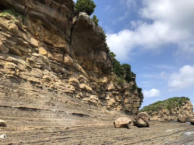 地質・地層(堆積岩)