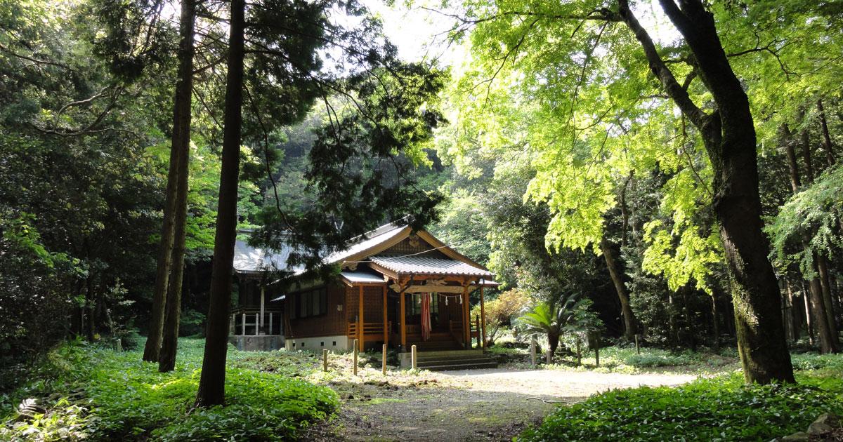 太祝辞神社